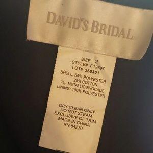 David's Bridal Dresses - David's Bridal dress